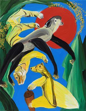 MINORI by Aki Kondo contemporary artwork