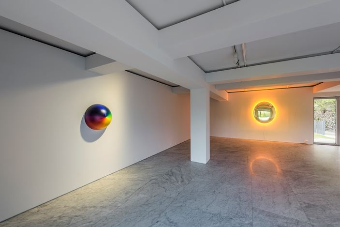 Exhibition view: Olafur Eliasson, Models for coexistence, PKM Gallery, Seoul (20 April–20 June 2017). Courtesy the artist and PKM Gallery.