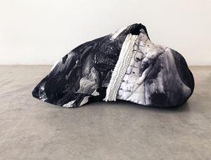 Figure Babel (Everywhere, Everything) 5 by Patricia Perez Eustaquio contemporary artwork