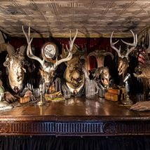 Armory Selects Kienholzs' Taxidermy Supreme Court for Platform Section