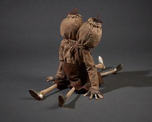 Zucca by Linde Ivimey contemporary artwork sculpture