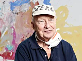 Georg Baselitz: 'Am I supposed to be friendly?'