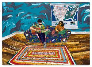 Joe and Iman by Raffi Kalenderian contemporary artwork
