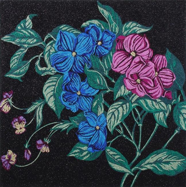Mz Jacqueline Hyde by Reuben Paterson contemporary artwork