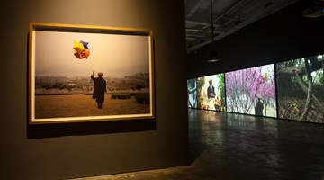 Contemporary art exhibition, Chen Qiulin, The Empty City at A Thousand Plateaus Art Space, Chengdu, China
