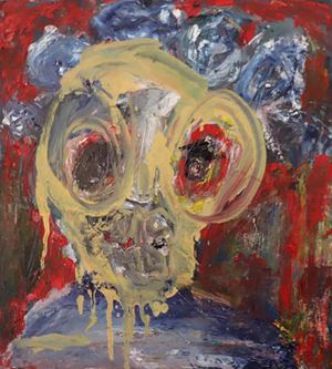Alive by Nyasha Marovatsanga contemporary artwork