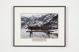 A l'espère / Sommet by Sophie Calle contemporary artwork