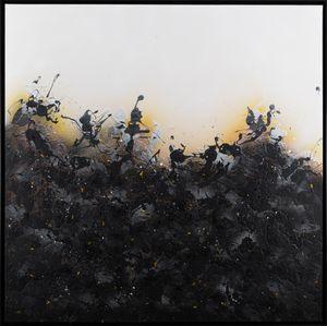 Le berceau de la lumière by Danhôo contemporary artwork