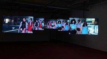 Contemporary art exhibition, Su Hui-Yu, The Women's Revenge at Double Square Gallery, Taipei