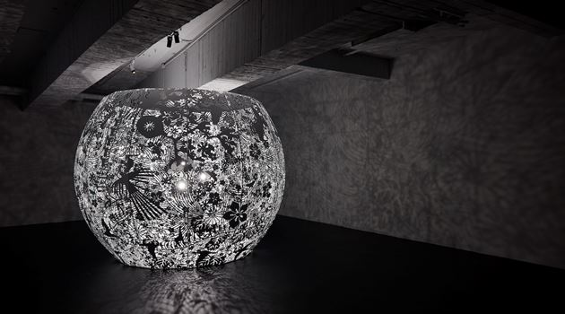Mind Set Art Center contemporary art gallery in Taipei, Taiwan