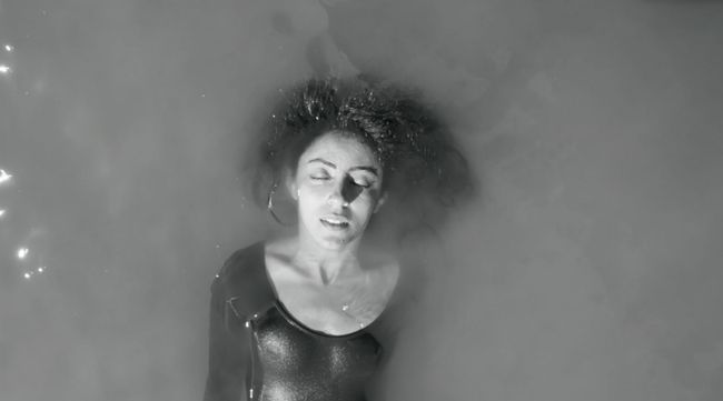 Sarah by Shirin Neshat contemporary artwork