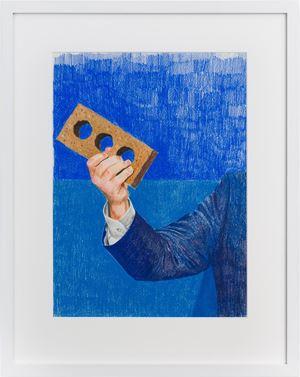 The Prop #2 by Callum Morton contemporary artwork