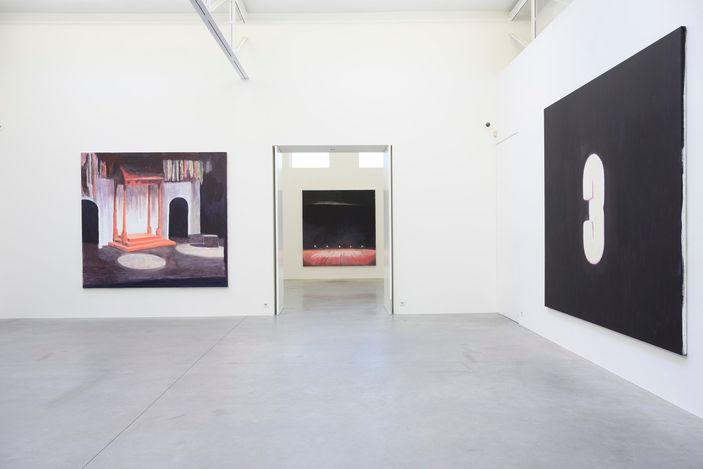 Exhibition view: Luc Tuymans, Seconds, Zeno X Gallery, Antwerp (12 May–26 June 2021). Courtesy Zeno X Gallery.