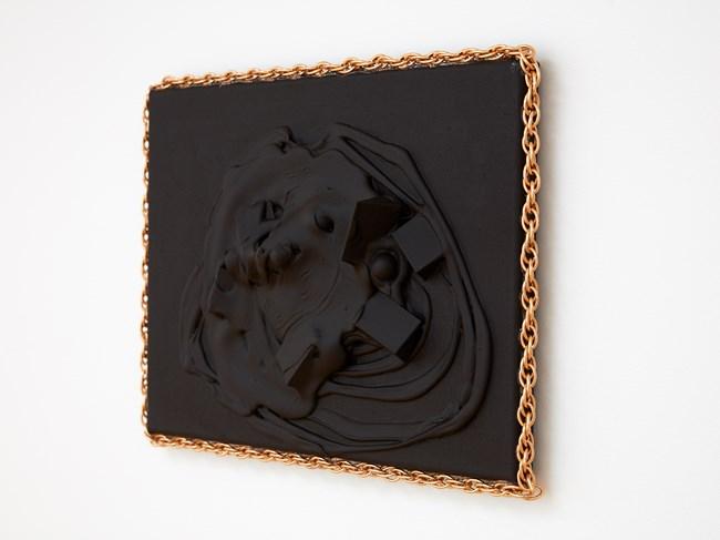 Blackdrop by Judy Darragh contemporary artwork