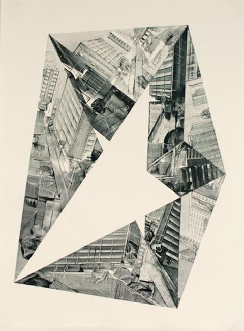 Etoile by Driss Ouadahi contemporary artwork
