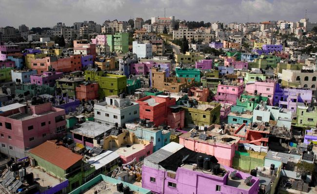 Colour Correction 1 (large) by Yazan Khalili contemporary artwork