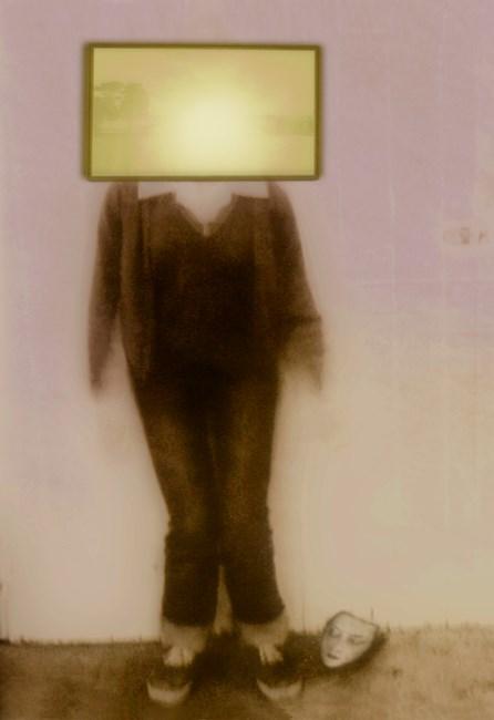 Double Vision by Pat Brassington contemporary artwork