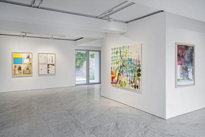 Exhibition view: Bek Hyunjin,Beyond Words, PKM Gallery, Seoul (4 June–3 July 2021). Courtesy PKM Gallery.