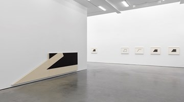Contemporary art exhibition, Ted Stamm, Ted Stamm at Lisson Gallery, West 24th Street, New York