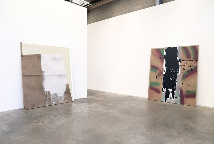 Exhibition view: Tjalling de Vries, I see through me, Jonathan Smart Gallery, Christchurch (October 31–November 26 2017). Courtesy Jonathan Smart Gallery.
