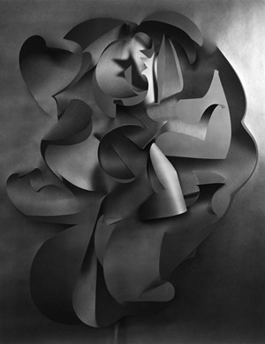 Cut Paper by Frederick Sommer contemporary artwork