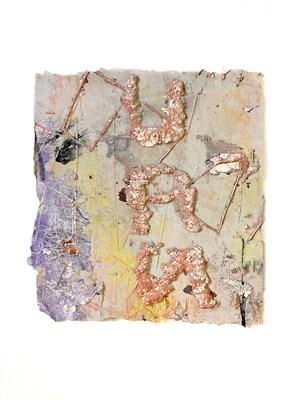 Wall #18 by Giovanni Ozzola contemporary artwork