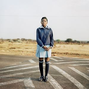 Jane Nkuna, Loding, former Kwandebele by Thabiso Sekgala contemporary artwork