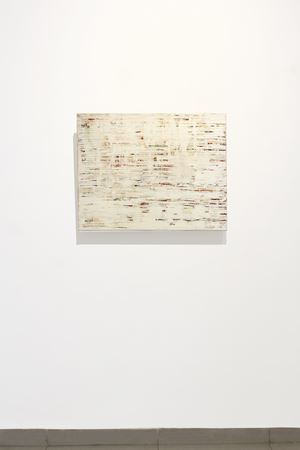 Glitch: This is not a White Flag by Chandraguptha Thenuwara contemporary artwork