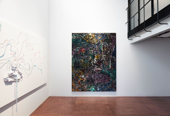 Exhibition view: Group Exhibition, Lehmann Maupin, Seoul (18 July–24 August 2019). Courtesy the artist and Lehmann Maupin, New York, Hong Kong, and Seoul.