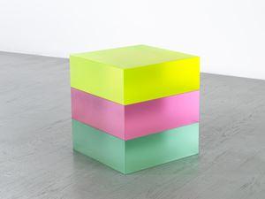 Candy Sculpture 110-600-805/2 by Ann Veronica Janssens contemporary artwork