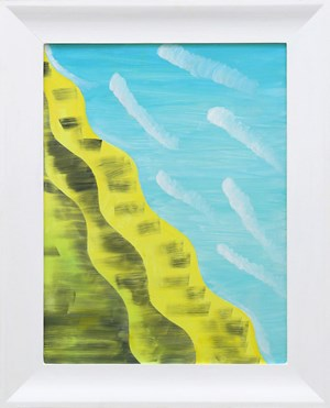 Slopes #2 by Saskia Leek contemporary artwork