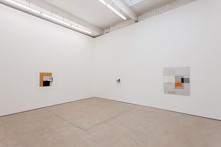 Exhibition view: Toby Paterson, Atlantic, The Modern Institute, Aird's Lane (1 February–4 April 2020). Courtesy the Artist and The Modern Institute/Toby Webster Ltd, Glasgow. Photo: Patrick Jameson.