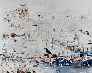 Sea level is Rising II by Liu Shih-Tung contemporary artwork