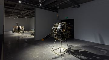 Contemporary art exhibition, Sun Yuan + Peng Yu, Free Biographies 列传 at Arario Gallery, Shanghai, China