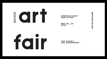 Contemporary art exhibition, Auckland Art Fair 2016 at Page Galleries, Wellington