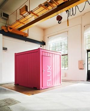 FLUX Box by FLUX Laboratory contemporary artwork
