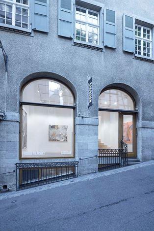Exhibition view:Rudolf Polanszky, Hypotetic, Gagosian, Basel (15 September–28 November 2020). © Rudolf Polanszky. Courtesy the artist and Gagosian.Photo: Andreas Zimmermann.