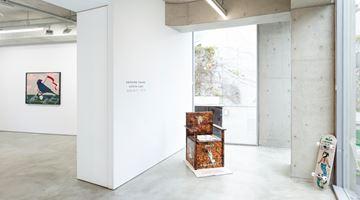 Contemporary art exhibition, Koichiro Takagi, Infinite Light at MAKI, Omotesando, Tokyo
