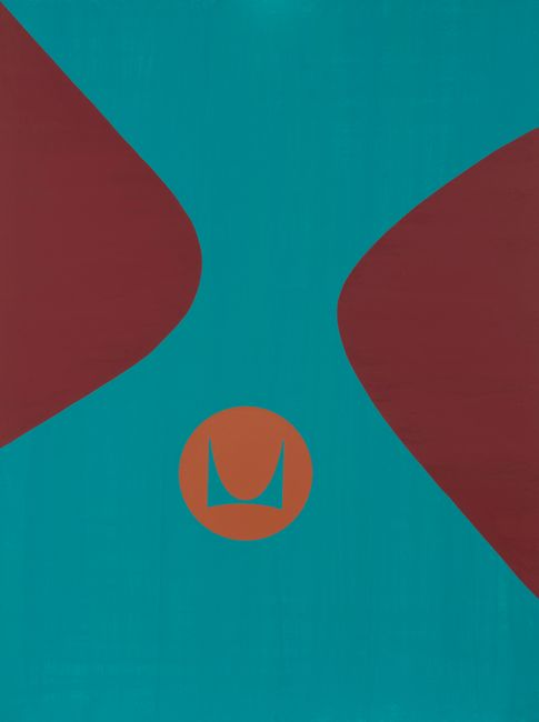 El Lissitzky / Herman Miller by David Diao contemporary artwork