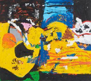 Datura by Joe Bradley contemporary artwork