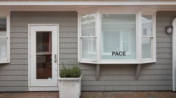 Pace Gallery contemporary art gallery in East Hampton, USA