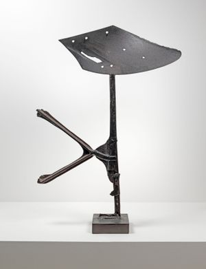 Untitled (Study for Agricola I) by David Smith contemporary artwork sculpture