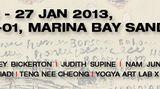 Contemporary art exhibition, Nyoman Masriadi, Yunizar, Ashley Bickerton, Nam June Paik, Judith Supine, Teng Nee Cheong, Art Stage Singapore 2013 at Gajah Gallery, Singapore