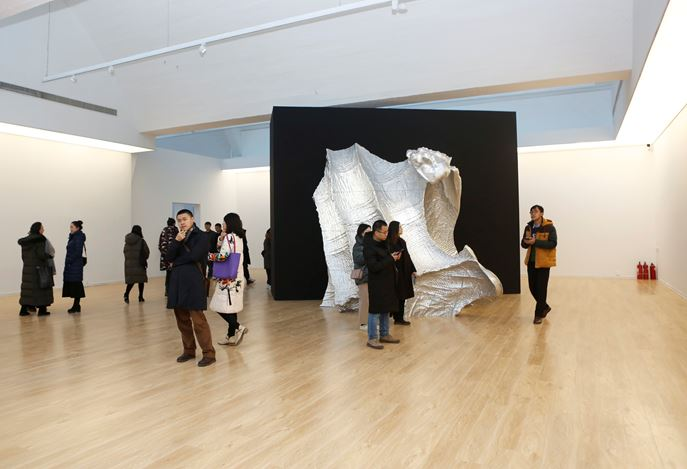 Exhibition view: Group Exhibition, Five Monologic Spatial Dialogues, Tang Contemporary Art, Beijing (4 January–29 February 2020). Courtesy Tang Contemporary Art.