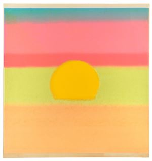Sunset (See F. & S. IIA.85-88) by Andy Warhol contemporary artwork