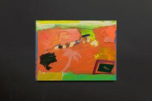 Florida man by Walter Price contemporary artwork