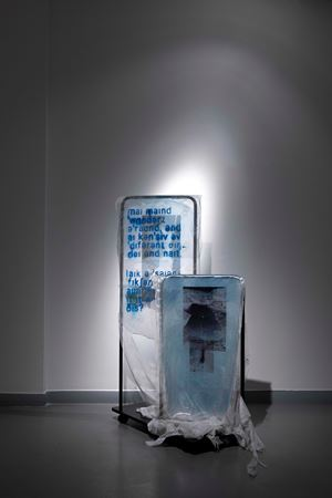 Eidolon by Zeynep Beler contemporary artwork