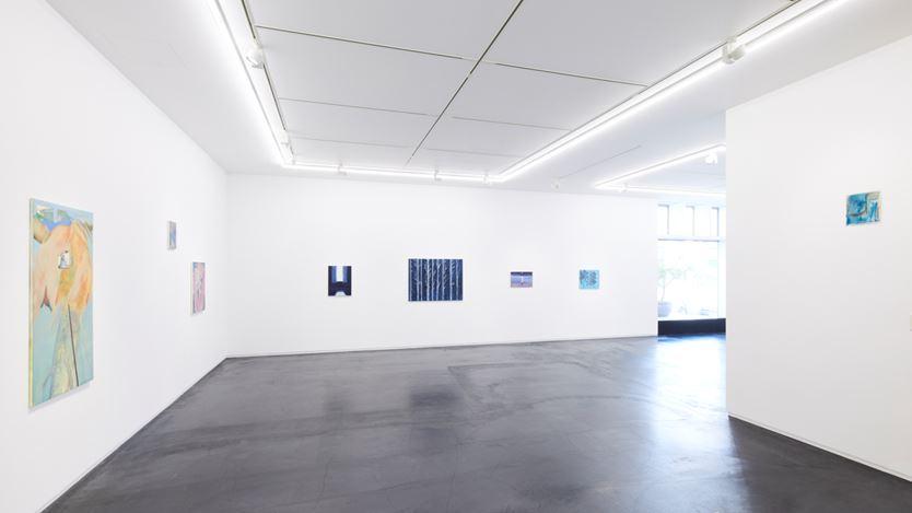 Exhibition view: Group exhibition, Daichi Takagi, Lucía Vidales, Hiroka Yamashita, Taka Ishii Gallery, Tokyo (3–31 October 2020). Courtesy Taka Ishii Gallery, Tokyo. Photo: Kenji Takahashi.