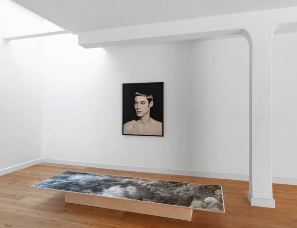 Exhibition view: Group Exhibition, Transcendence - outside time, FLATLAND, Amsterdam (7 November 2020–16 January 2021). Courtesy FLATLAND.