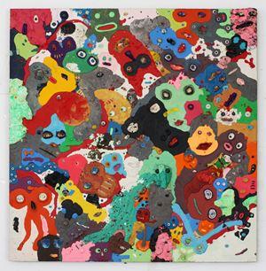 Untitled by Gelatin / Gelitin contemporary artwork